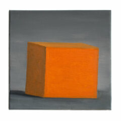 1kg of Semtex: scented // Charles Brady, 1926-1997 // Acrylic on Canvas // 30x30cm //2015