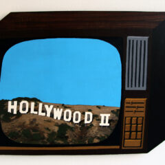 CH.96. #Spoiler Alert# // Acrylic on board 19 x 24 inches // 2011