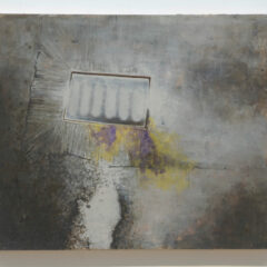 GUTTER SPILL // Oil on Board // 121 x 152 cm // 2009