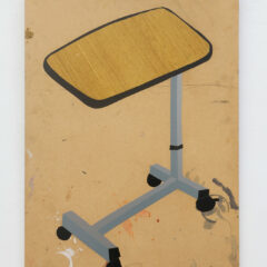 Matisse's Last Stand // Vinyl on Board // 107 x 91 cm // 2009