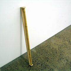 Deillumination // Bamboo, Wood, Screws // 120 x 7 x 9 cm // 2009