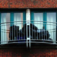Rejected PR Image: Irish Balcony // Digital Image // Dimensions Variable // 2013