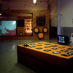 License Free TV // M.F.A. Virtual Realities N.C.A.D. // Dublin // Mixed Media // Dimensions Variable // 2003
