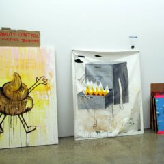 The Most Conservative Game in Town // Mixed Media // Dimensions Variable // 2013