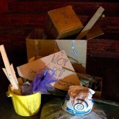 Dregs of Creativity // Rubbish // Dimensionless // 2007