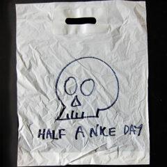 Bag 4 a ½ Life // Plastic Bag, Permanent Marker // Endless Edition (250+) // 35 x 50 cm // 2014
