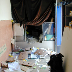 Clutter Culture Studio // Mixed Media // 2005