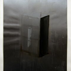 Dept. of Decompartmentalization // Acrylic on Card// 100 x 65 cm // 2013