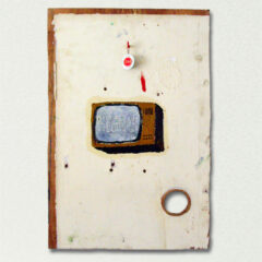 Every Home should have One // Oil on Board, Hook, 2nd Place Medal // 60 x 80 cm // 2001